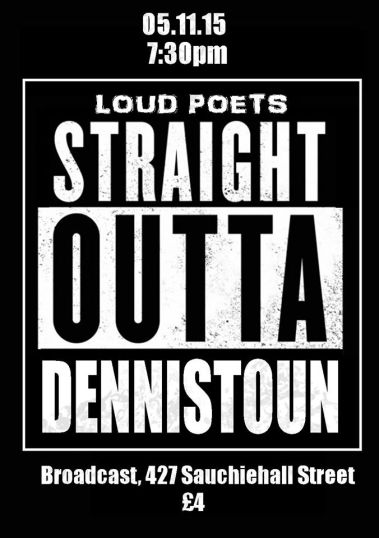 loud poets staright outta